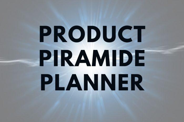 product piramide planner